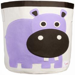 3S hippo bin