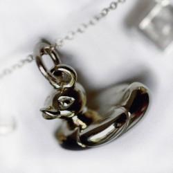 AJ duck silver