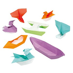 NPW floating origami made