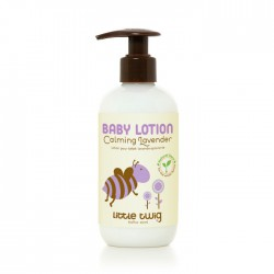 LT baby lotion lavender
