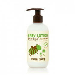 LT baby lotion unscented