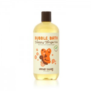 LT bubble bath tangerine