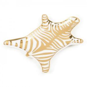 JA zebra gold flat