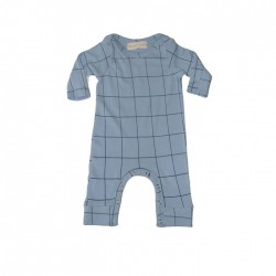 GGB ice blue romper