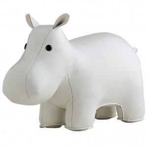 Z hippo white front