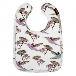 MB bib hummingbird