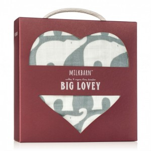 MB lovey elephant boxed