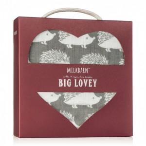 MB lovey hedgehog boxed