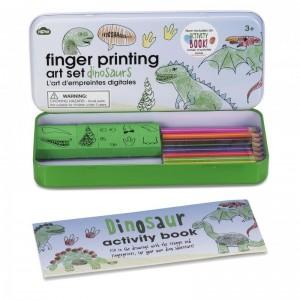 MKO finger dino 3