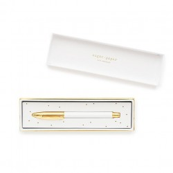 SP pen white open