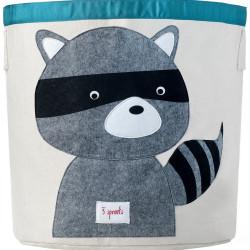 3S raccoon bin