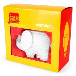 JA elephant night light boxed