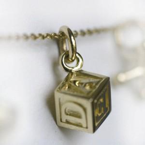 AJ block gold