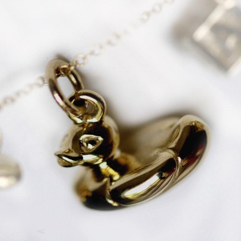 Charmed 14 Karat Gold Rubber Duck