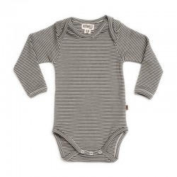 KW ls stripe bodysuit