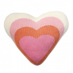BB heart pillow