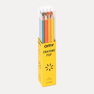 OMY pencils