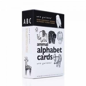 WG alphabet cards