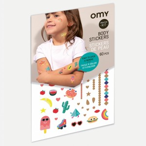 OMY stickers