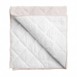 LOU quilt pink