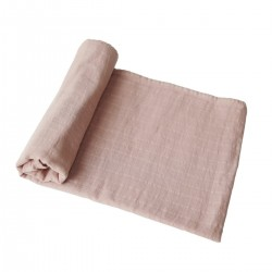 M swaddle blush
