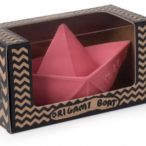 OC pink boat