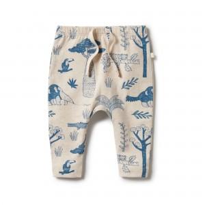 WF jungle pants